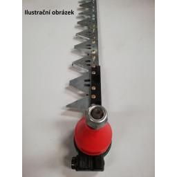 17259 Kompletní kosa s hlavou 6,6 m- zdvih 130mm