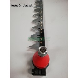 17211 Kompletní kosa s hlavou 6,0 m - zdvih 85mm