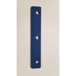 H204371 Prstová destička 5 mm 3-děrová/10732.01