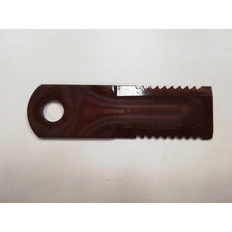 755784.0 Nůž drtiče LEXION 2-stranně ozubený - RASSPE - 51582.10