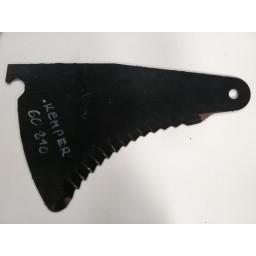 Kemper 60810 Nůž sběracího vozu A01022