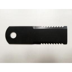 Nůž 50x3x173 ozubený - 51123