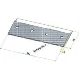 Ducker H 200 Nůž štěpkovače 280x90x14