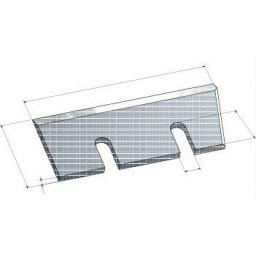 Tünnißen ts/012.013.002 TS20-222/EUROLINE 180/ Nůž štěpkovače 240x100x10
