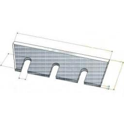 Tünnißen ts/013.013.002 TS 325-327 /PROFILINE/ Nůž štěpkovače 280x100x10
