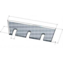 Tünnißen TS 400 Nůž štěpkovače 290x105x10
