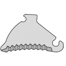 Claas 1391830.0 Nůž lisu AG00436